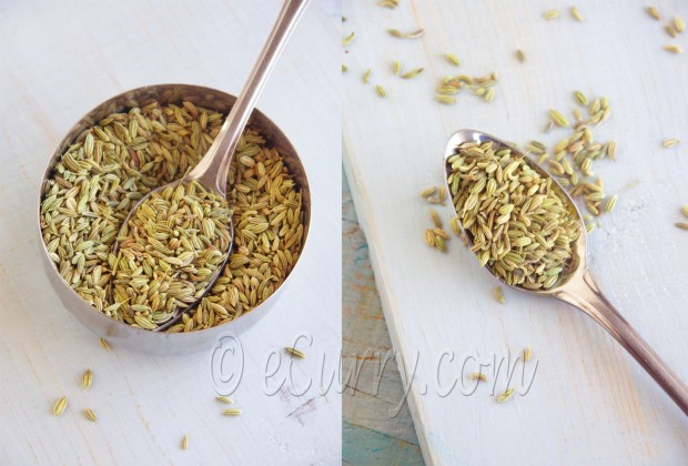 Fennel Seeds/Saunf/Mouri