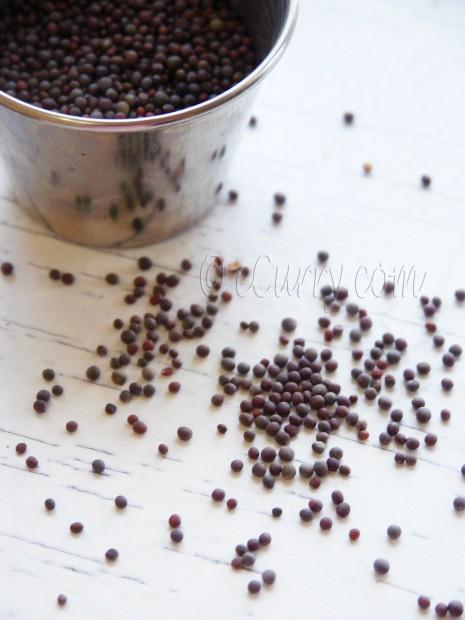 Mustard seeds/Rai