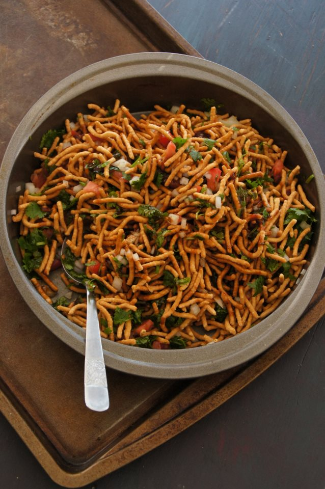 Chinese Bhel Recipe