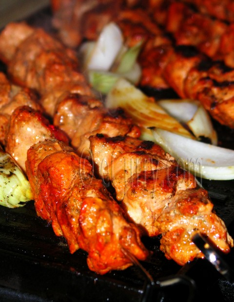 murgh malai tikka kabab