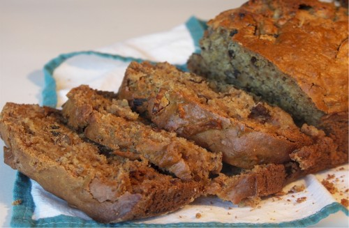 Spiced Apple Ginger Loaf