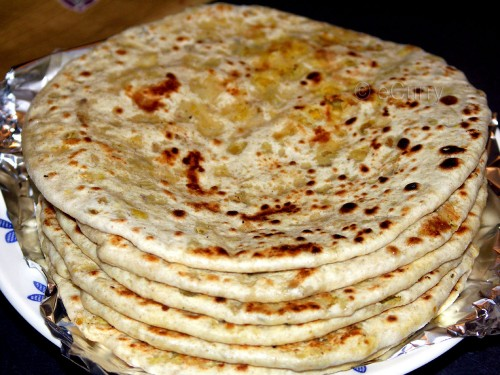 Dal puri 4