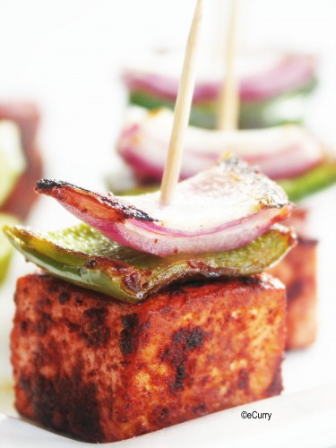 The Terrific Tandoori Tofu | eCurry - The Recipe Blog