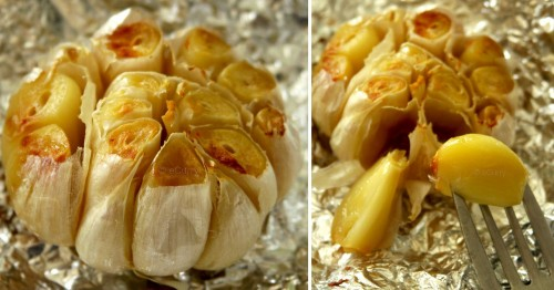 roasting-garlic-collage