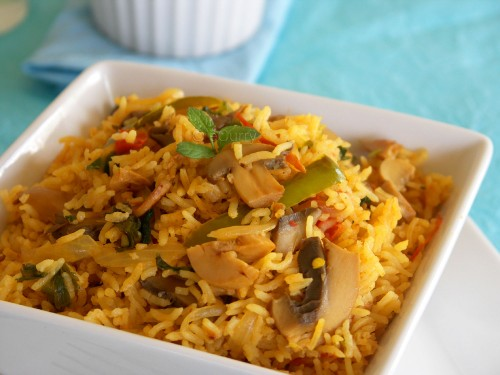 spicy-tomato-rice-mushrooms-3