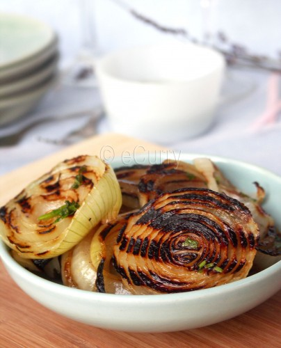 Grilled Onions 2