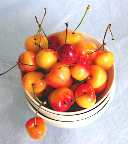 Rainier Cherries 5