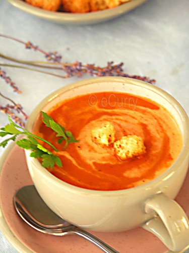 Red Bell Pepper Soup 6 Copy