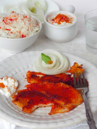 Tandoori Fish 7