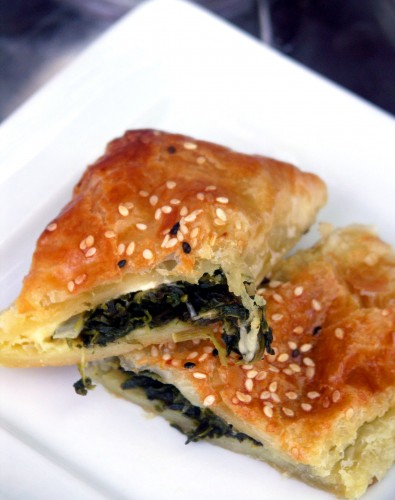 Istanbul borek