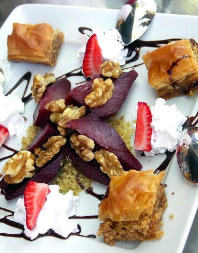 Istanbul dessert
