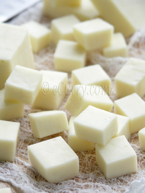 Paneer/Indian Cheese Recipe