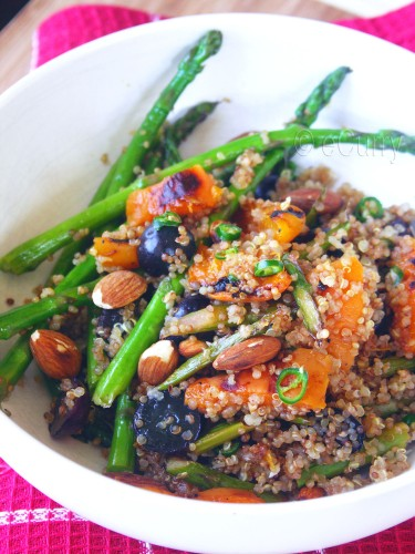 Quinoa with Apricots 3