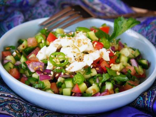 Shepherd's Salad 2