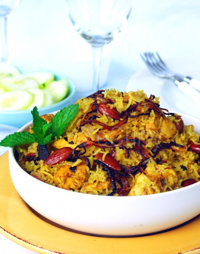Chicken Pulao 5