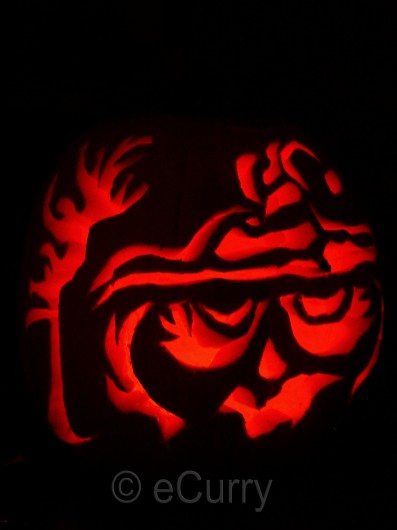 Jack o Lantern 2009