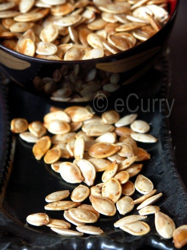 Toasted Pumpkin Seeds 2