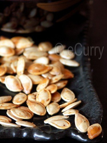 Toasted Pumpkin Seeds 3