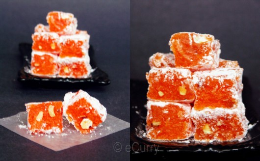 Turkish Delight Collage