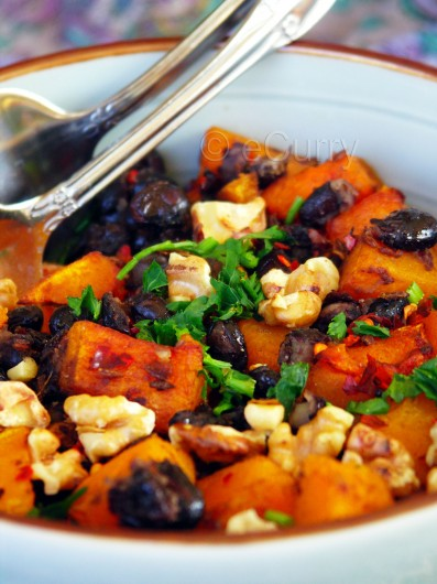 Butternut Squash and Black Bean 1