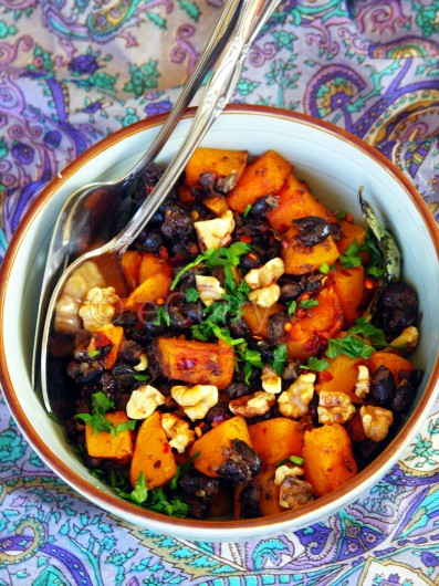 Butternut Squash and Black Bean 2
