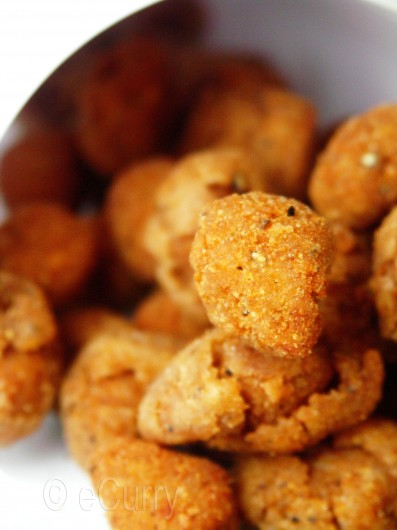 Vegan Popcorn Chicken 2