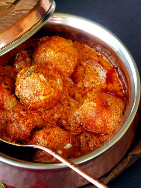 Paneer Kofta (Stuffed Cheese Balls) Recipes — Dishmaps