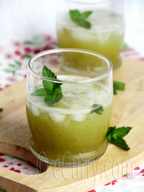 Aam Panna/Mango & Mint Drink