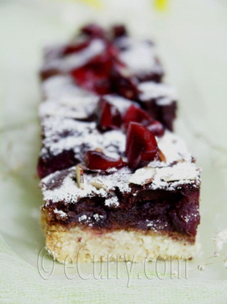 Cherry Chocolate Almond Bar/Chocolate Fruit Bar
