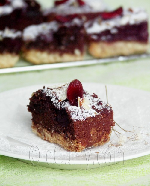 Cherry Chocolate Almond Bar