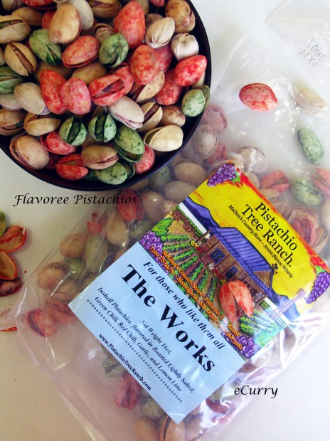 Flavored Pistachios