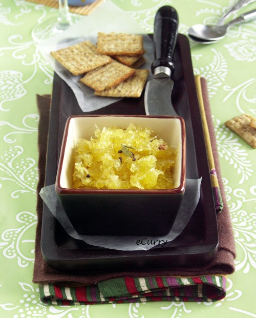 Aam Murabba/Green Mango Relish | eCurry - The Recipe Blog