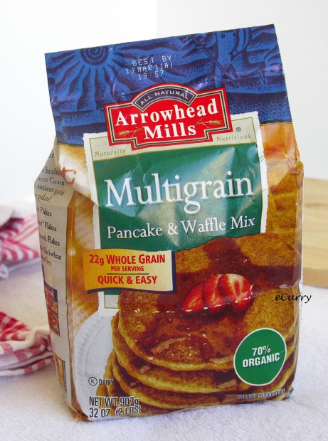 Arrowhead Mills Multigrain Pancake & Waffle Mix