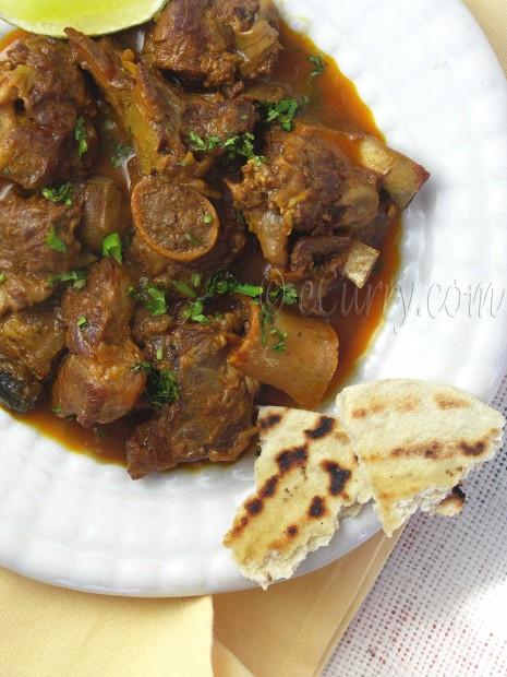 Bhuna Gosht/Spiced Braised Mutton