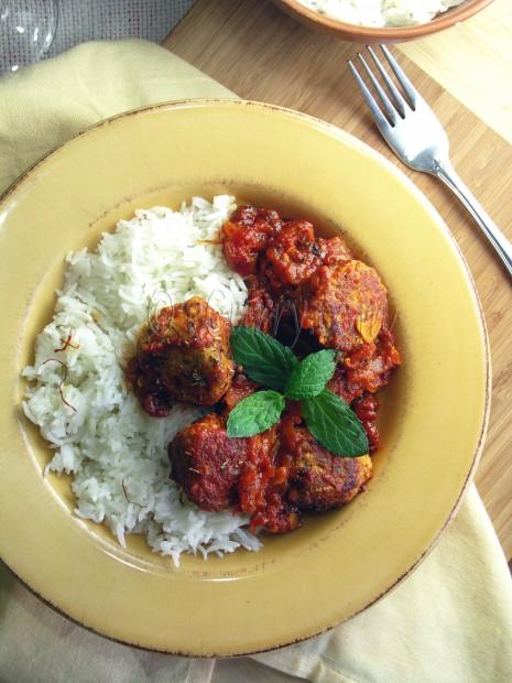 Daoud Basha - Lebanese Meatballs