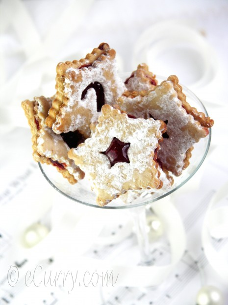 Linzer Cookie 8