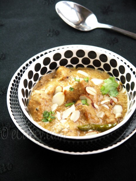 Murgh Korma - Creamy Nutty Chicken Curry