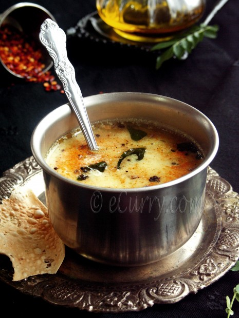 Kadhi _ Indian Yogurt Soup