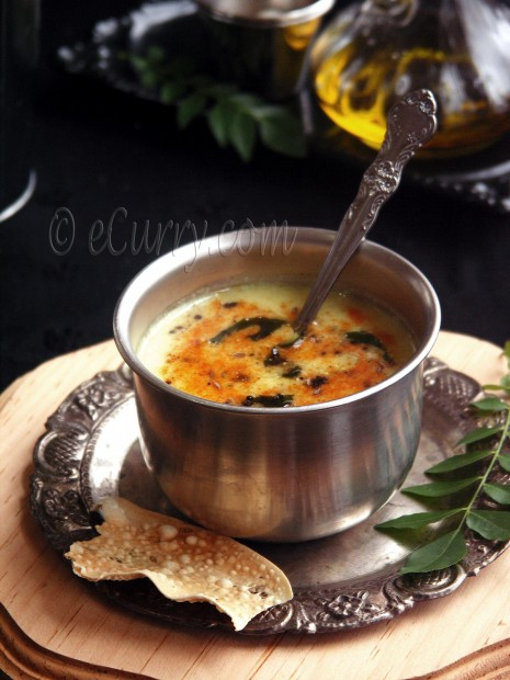 Kadhi  - Indian Yogurt Soup