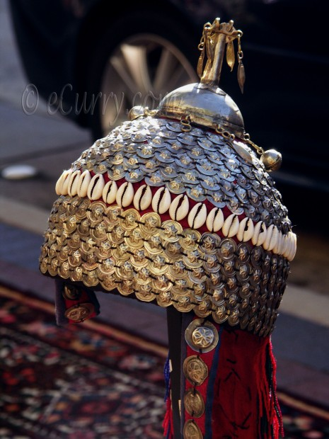 Moroccan head wear