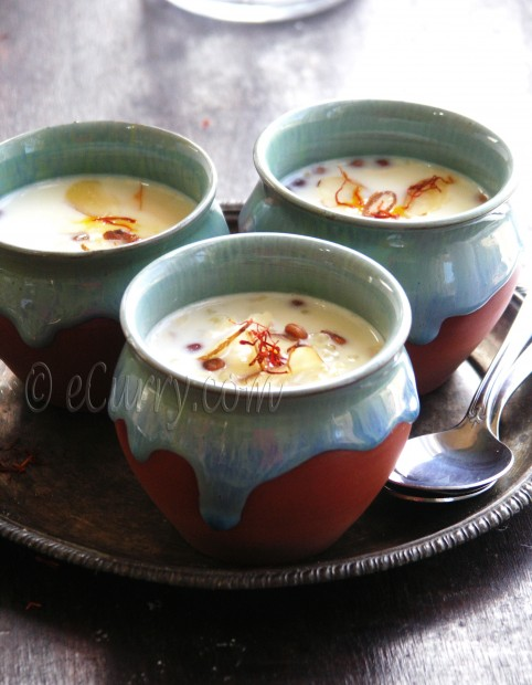 ... pudding indian pudding kheer indian rice pudding with nuts and saffron