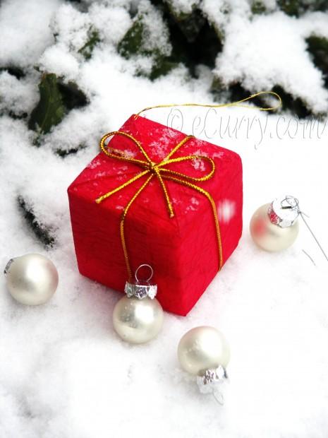 snow gift