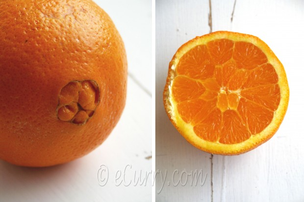 Navel Orange