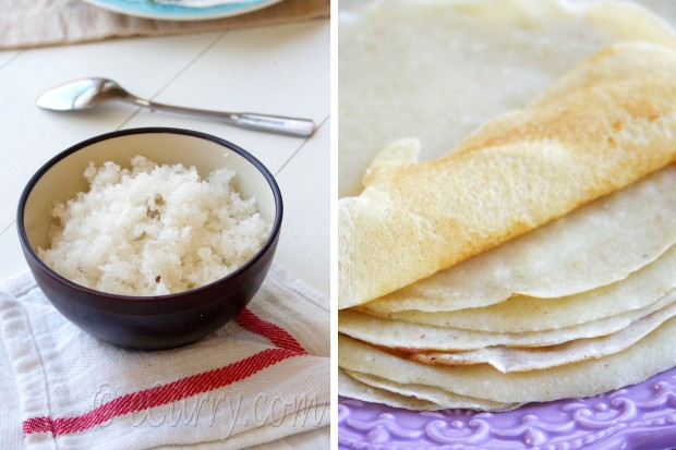 Patishapta Crepes