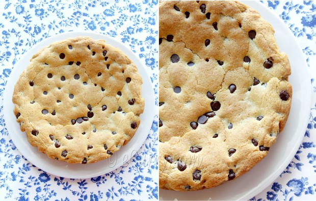 Cookie Cake Recipe