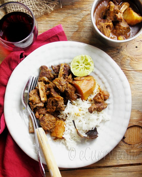 Mangshor Jhol_Mutton Curry