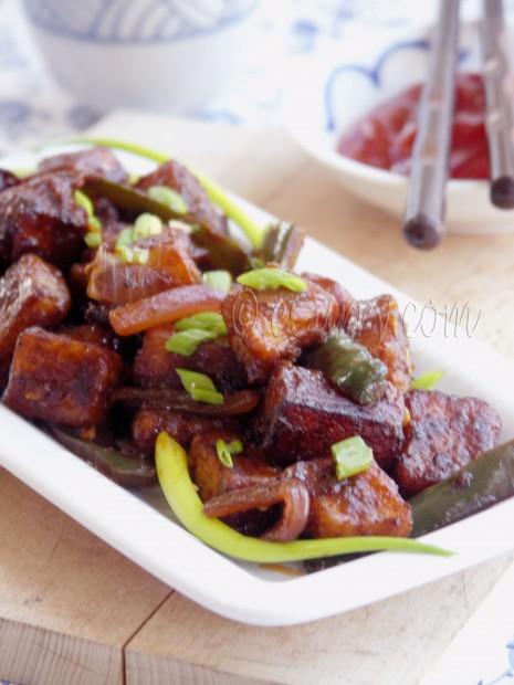 Chili Paneer/Indo Chinese Cuisine