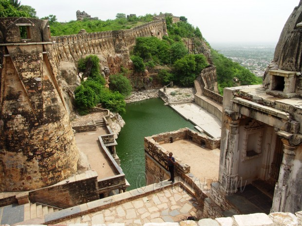 Chittorgarh fort