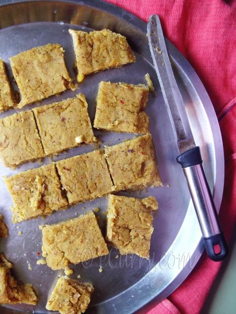 Dhoka- bengali recipe