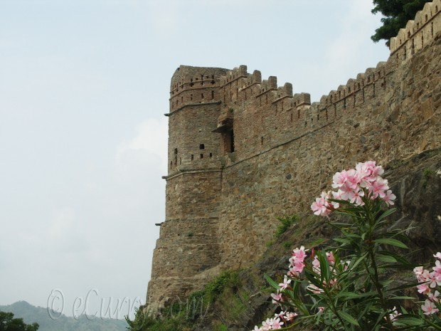 rajasthan - kumbhalgarh fort